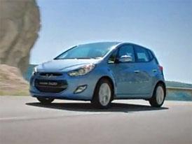 Video: Hyundai ix20 � Mal� MPV v akci