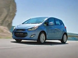 Video: Hyundai ix20 – Malé MPV v akci