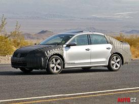 VW New Midsize Sedan: Větší než Passat, menší než Phaeton