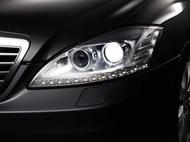 Mercedes-Benz: Xenonová světla budou mít ještě světlejší světlo