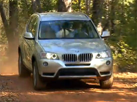 Video: BMW X3 – Druhá generace v terénu