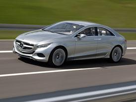 Mercedes-Benz F800 Style: Nové fotografie