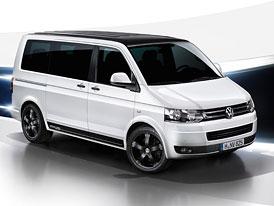 Volkswagen Multivan Edition25: Výroční model