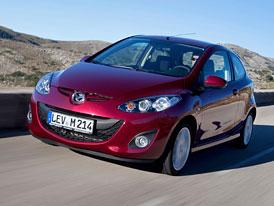 Mazda 2 po faceliftu: Podrobné představení, kompletní technická data