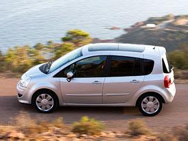 Renault Grand Modus Geo: Mal� MPV za 249.900,- K�