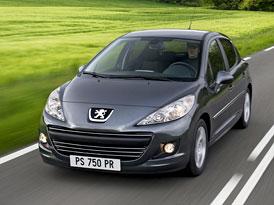 Peugeot 207: Nejspolehlivější evropské auto