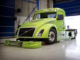 Volvo vyv�j� nejrychlej�� hybridn� taha�