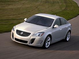 Buick Regal GS: Americká Insignie OPC má vše vpředu