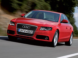 Audi A4 2,0 TDI nyní se spotřebou 4,4 l/100 km