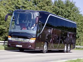 Cestující autobusem budou mít podobná práva jako cestující letadly