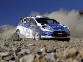 IRC Kyperská Rally 2010 – Vítězí Al-Attiyah, tři Češi v první šestce