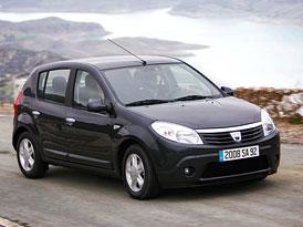 Dacia Sandero 1,2 16V: Nový motor pro Dacie