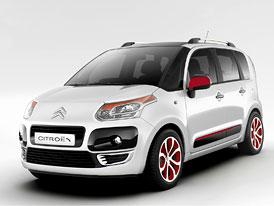 Citroën C3 Picasso Color Concept: Dvoubarevné MPV