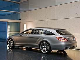 Mercedes-Benz CLS Shooting Brake: Sériová verze v roce 2012