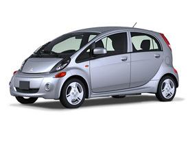 Mitsubishi i-MiEV: Širší karoserie pro širší Američany