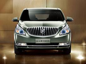 Buick GL8: Premiéra MPV se blíží