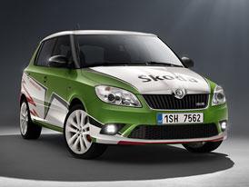Škoda Fabia RS Edition S2000: Oslava titulu IRC