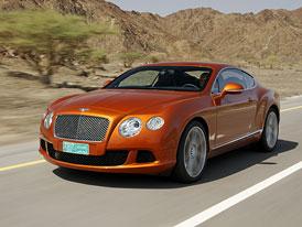 Na rozdíl od Rolls Royce se Bentley dieselům nebrání