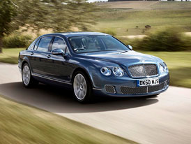 Bentley Continental Flying Spur Series 51: Bohat�� nab�dka pro FS