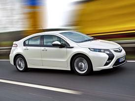 Opel Ampera: Cena začíná na 42.900 Euro