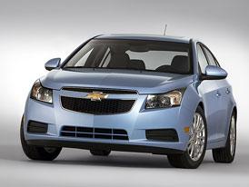 Chevrolet Cruze Eco: Americký Korejec žádá méně paliva
