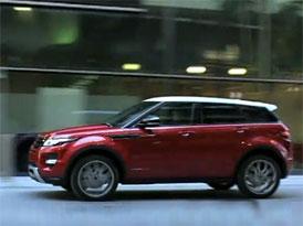 Video: Range Rover Evoque – Pětidveřová verze ve městě