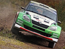Škoda byla oficiálně honorována šampiónem IRC 2010