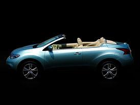 Nissan Murano CrossCabriolet: Prvn� ofici�ln� foto