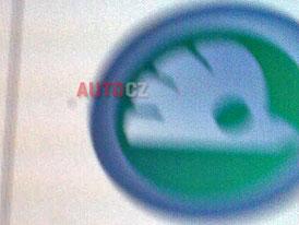 Škoda Auto mění logo: První fotografie