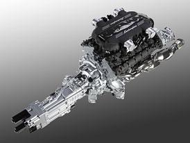 Lamborghini: Nový motor 6,5 l V12 a převodovka ISR