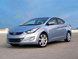 Hyundai Elantra 2011: Nová generace míří na exportní trhy