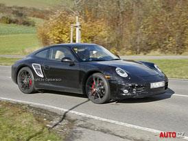 Spy Photos: Porsche 911 – Stále stejný recept