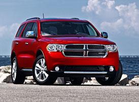 Dodge Durango: Grand Cherokee v dravějším outfitu
