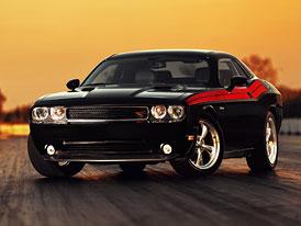Dodge Challenger 2011: Nový motor, podvozek a výbavy