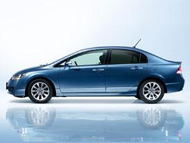 Honda Civic: Sedan v Japonsku končí