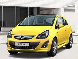 Opel Corsa: Designový facelift ještě letos