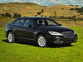 Chrysler 200: Ano, je to facelift
