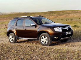 Dacia Duster 4x4: �ty�kolka s klimatizac� za 329.900,-K�