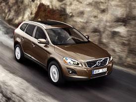 Volvo: Rozpoznávání chodců pro XC60, nové motory pro V70, S80 i XC90