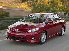 Toyota Corolla 2011: Facelift také pro americkou verzi