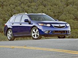 Acura TSX: Sportovní akordy pro rok 2011