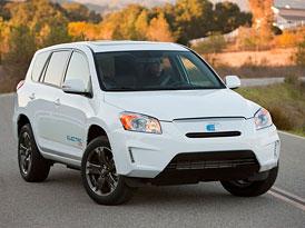 Toyota bude elektrickou RAV4 vyr�b�t spole�n� s Teslou od roku 2012