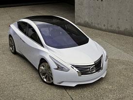 Nissan Ellure: Nové sedany budou, minimálně v Americe