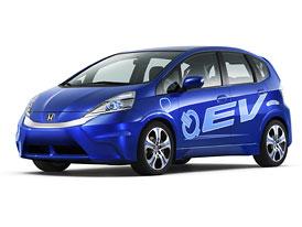 Honda Fit EV: Sériový elektrojazz přijde do dvou let