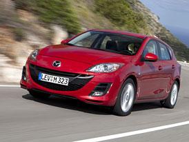 Mazda 3: Nový turbodiesel MZ-CD 1,6  se šestistupňovou převodovkou