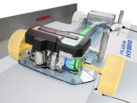 Honda: Nová platforma pro plug-in hybrid