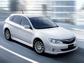 Marko: Subaru � Plej�da dom�cich modelov