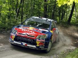 Rally Velká Británie 2010 – Nejlépe se s dvoulitrovými wé-er-céčky rozloučil mistr světa Loeb (+fotogalerie)