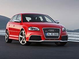 Audi RS 3 Sportback: Pětiválcový hot hatch oficiálně potvrzen
