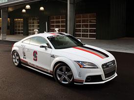 Google chce, aby ve státě Nevada mohla jezdit auta bez řidiče